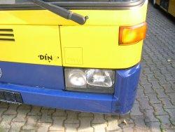 Frontscheinwerfer MB 405/407