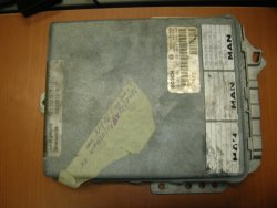 Motorsteuergerät Bosch /MAN